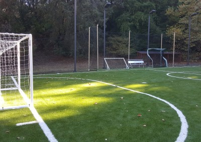 Soccer Field after 3